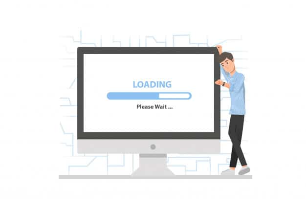 How Page Load time affects online marketing effort